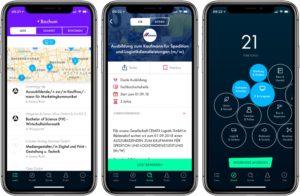 TalentHero – die neue App zur Ausbildungssuche!