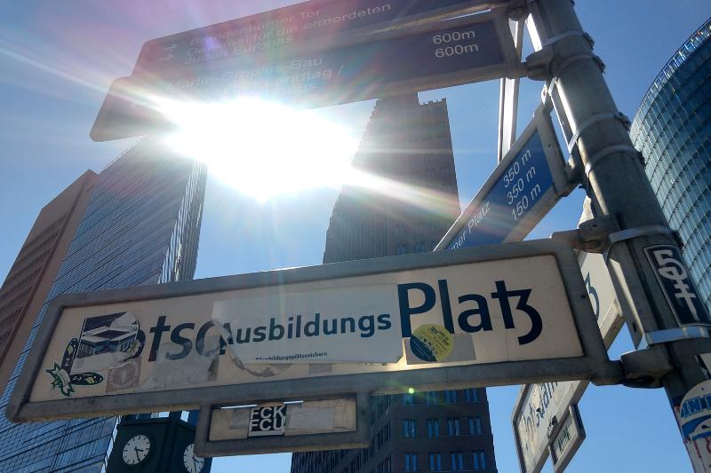 Berliner Ausbildungsplatzoffensive gestartet